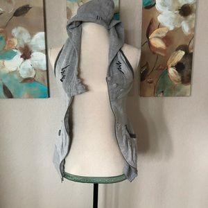 Gray BKE Vest